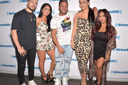 Jenni Farley  Ronnie Ortiz-Magro Photos Photo