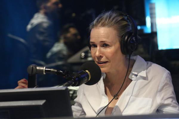 Celebrities Visit The SiriusXM Studios In Los Angeles - 1 of 106