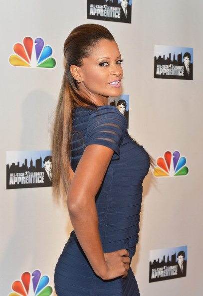 'Celebrity Apprentice': Claudia Jordan Fired | Hollywood ...