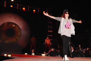 Lady Sovereign Celebrity Big Brother - Celebrities Enter The House