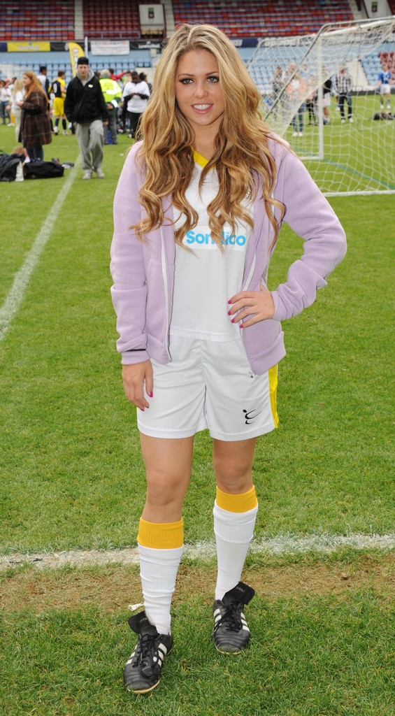 Celebrity Soccer Six, Bolton - 18th May 2013 (Video Part 1 ...