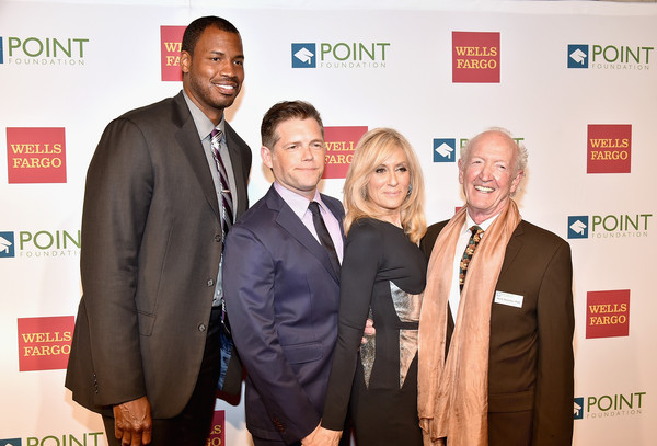 Celebs Attend the 2015 Point Honors Gala