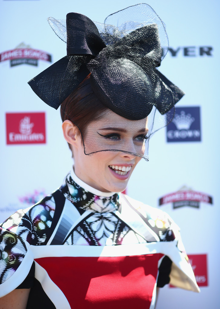 Celebs Attend Melbourne Cup Day