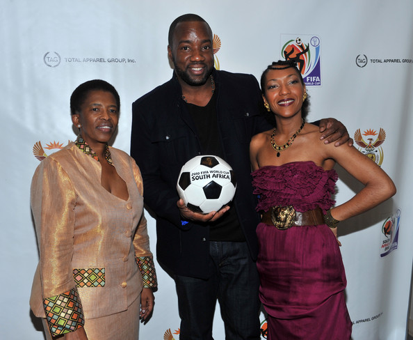 The South African Consulate General Celebrates The Launch Of FIFA Apparel