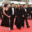 Celine Sallette 'Invisible Demons' Red Carpet - The 74th Annual Cannes Film Festival