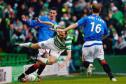 Kyle Lafferty and Andreas Hinkel Photos - 1 of 6 Photo
