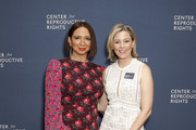 (L-R) Maya Rudolph and Elizabeth Banks attend The Center for Reproductive Rights 2020 Los Angeles Benefit on February 27, 2020 in Beverly Hills, California.