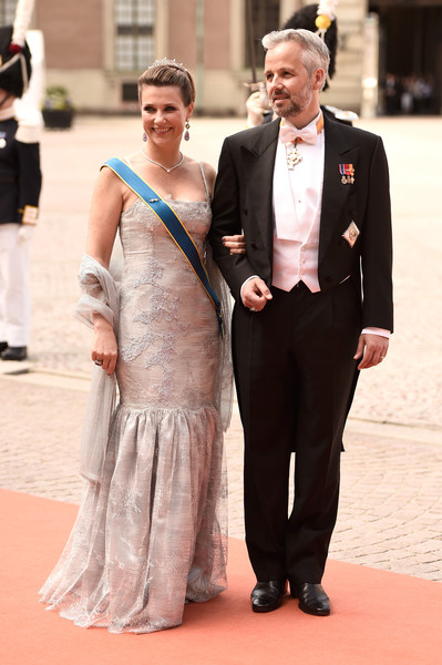 Ceremony And Arrivals: Wedding of Prince Carl Philip of Sweden and Sofia Hellqvist