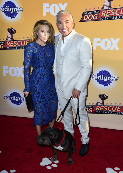 Cesar millan and jahira