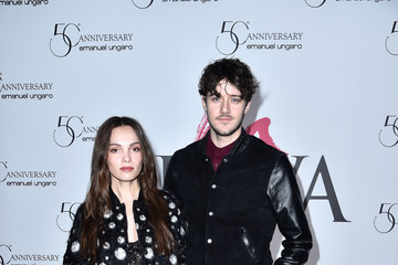 Cesar Domboy The Launch of the New Fragrance 'La Diva' and 50th Anniversary of Emanuel Ungaro - Photocall