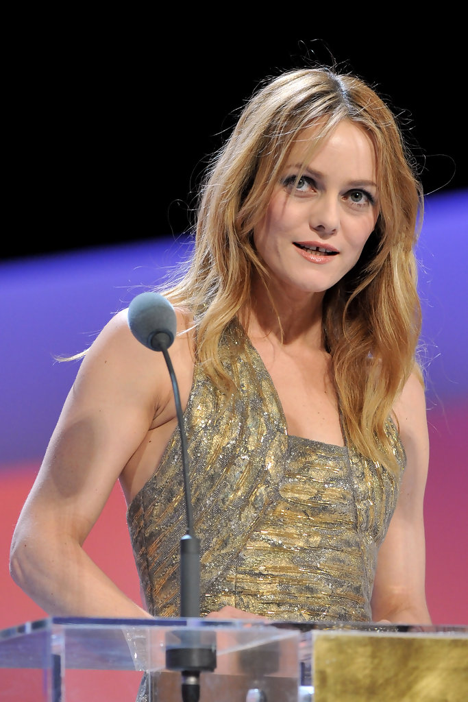 vanessa paradis photos photos cesar film awards 2010 show zimbio. Black Bedroom Furniture Sets. Home Design Ideas