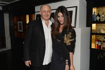 Cesare Casadei Guests at the Casadei Dinner in NYC