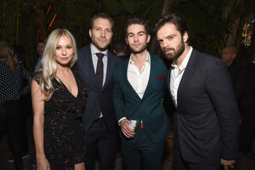 Chace Crawford 2017 GQ Men of the Year Party - Inside