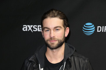 Chace Crawford DirecTV Super Saturday Night Co-Hosted by Mark Cuban's AXS TV - Arrivals