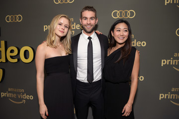 Chace Crawford Amazon Prime Video's Golden Globe Awards After Party - Red Carpet