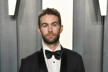 Chace Crawford 2020 Vanity Fair Oscar Party Hosted By Radhika Jones - Arrivals