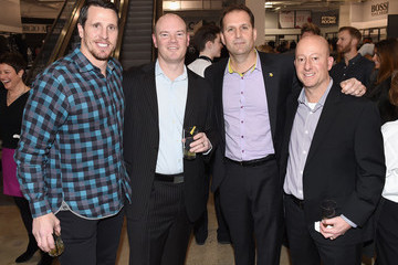 Chad Greenway Gilt.com, Rich 'Big Daddy' Salgado, Pete Hegseth & Friends Celebrate The Big Game In Minneapolis To Benefit Challenged Athletes Foundation