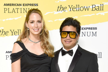 Chad Hugo American Express And Pharrell Williams Host The Yellow Ball At The Brooklyn Museum In Support Of Arts Education Nationwide