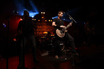 Chad Kroeger Live Nation Celebrates The 3rd Annual National Concert Day