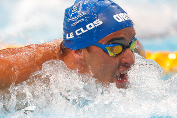 Chad Le Clos FINA Swimming World Cup 2018 - Day One