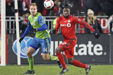 Chad Marshall 2016 MLS Cup - Seattle Sounders v Toronto FC