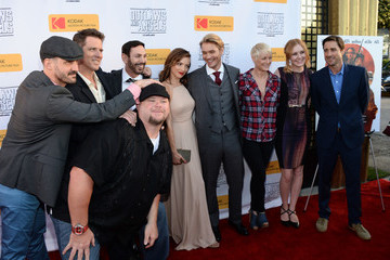 Chad Michael Murray Premiere of Momentum Pictures' 'Outlaws and Angels' - Arrivals