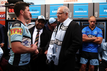 Chad Townsend NRL Rd 19 - Sharks vs Cowboys
