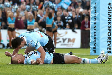Chad Townsend NRL Rd 16 - Sharks v Sea Eagles