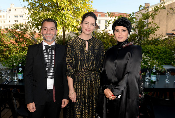 'The Salesman (Forushande)' Dinner - The 69th Annual Cannes Film Festival []