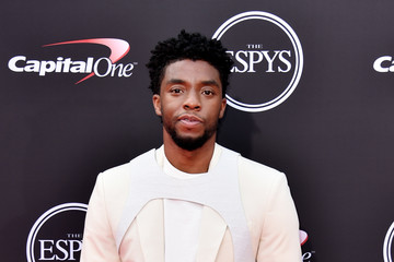 Chadwick Boseman The 2018 ESPYS - Arrivals