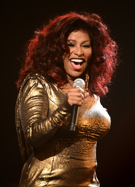 African Celebrities Chaka Khan