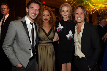 Chaley Rose BMI 2014 Country Awards - Red Carpet