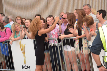 Chaley Rose 8th Annual ACM Honors - Red Carpet