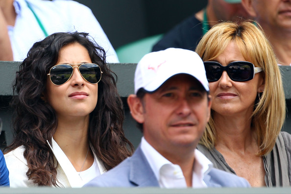 rafael nadal girlfriend. Rafael Nadal#39;s girlfriend