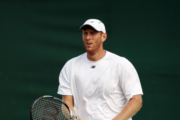 Chris Guccione The Championships - Wimbledon 2012: Day Five