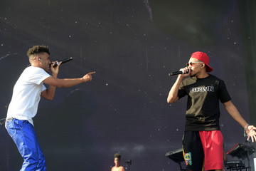 Chance the Rapper Superduperkyle 2018 Coachella Valley Music And Arts Festival - Weekend 1 - Day 1