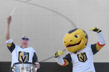Chance the Rapper Vegas Golden Knights Host Official Road Game Watch Party