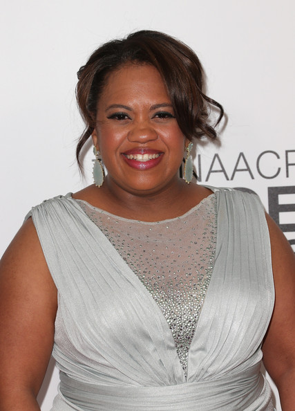 Chandra Wilson - 44th NAACP Image Awards - Arrivals