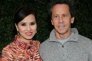 Brian Grazer Chau-giang Thi Nguyen Chanel's Benefit Dinner For The Natural Resources Defense Council's Ocean Initiative