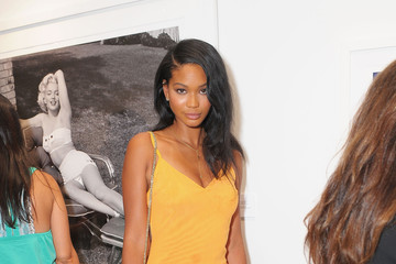 Chanel Iman 'Marilyn: The Lost Photos of a Hollywood Star' Opening Night