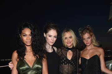 Chanel Iman Erin Heatherton All Aboard! W Hotels Toasts the Upcoming Opening of W Amsterdam with 'Captains'
