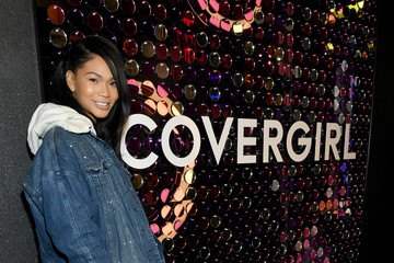 Chanel Iman Covergirl Opens The Doors To Their First Flagship Store; An Experiential Makeup Playground In The Heart Of New York City