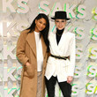 Chanel Iman Disney And Saks Fifth Avenue Unveil