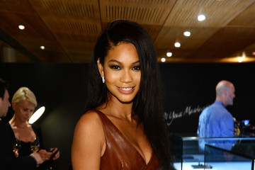 Chanel Iman Montblanc Celebrates 90 Years Of The Iconic Meisterstuck - Inside