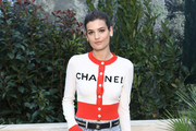 Alma Jodorowsky attends the Chanel Haute Couture Spring Summer 2019 show as part of Paris Fashion Week  on January 22, 2019 in Paris, France.
