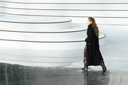 (EDITORIAL USE ONLY) Gigi Hadid walks the runway during the Chanel as part of the Paris Fashion Week Womenswear Fall/Winter 2020/2021 on March 03, 2020 in Paris, France.