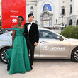Chang Chen Lexus at The 78th Venice Film Festival - Day 3