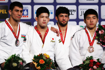 Changrim An Dusseldorf Judo Grand Prix