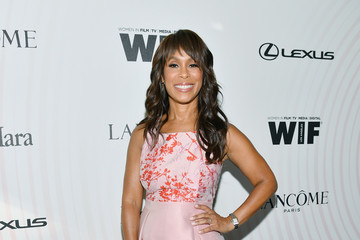 Channing Dungey Women In Film 2018 Crystal + Lucy Awards Presented By Max Mara, Lancome And Lexus - Red Carpet