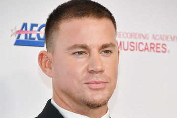 Channing Tatum 2020 Musicares Person Of The Year Honoring Aerosmith - Arrivals